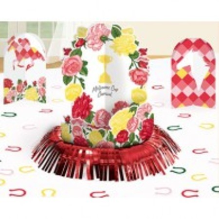 Melbourne Cup Carnival Table Decorating Kit AM8822101