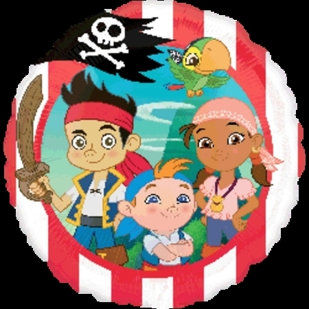 Jake The Neverland Pirates Party Supplies Important Items