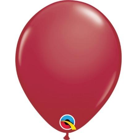 Maroon Fashion Tone 16 inch (41 cm) Latex Balloons Q57133