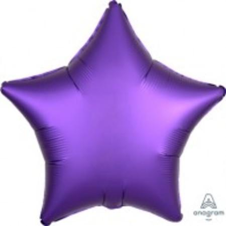 Star Purple Royale Luxe Foil Balloon ANA3681136820