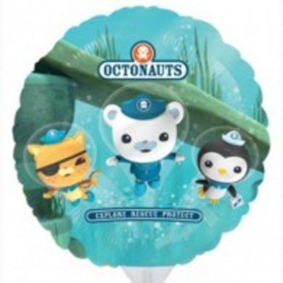Octonauts 9 inch (22cm) Foil Balloon ANA25679-I  sc 1 st  Important Items & Octonauts Party Supplies | Important Items
