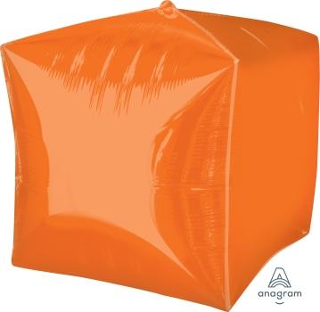 Cubez Orange Foil Balloon ANA31943