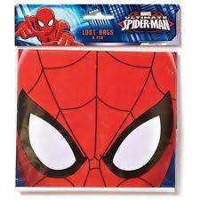 Spiderman Lootbags AM371355