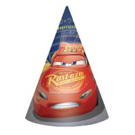 Cars 3 Paper Cone Hats AM251763