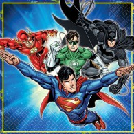Justice League Luncheon Napkins AM511585