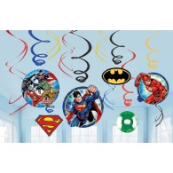 Justice League Swirl Value Pack AM671585