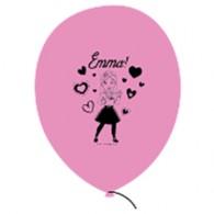 The Wiggles 12 inch (30 cm) Latex Balloon – Emma AM8824662